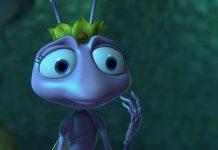 princesse atta pixar disney personnage character 1001 pattes a bug life