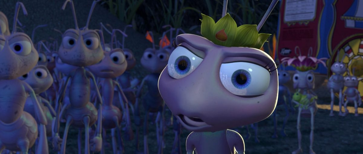 princesse atta personnage character 1001 pattes bug life disney pixar
