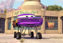 ramone personnage character pixar disney cars