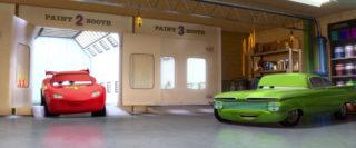 ramone  personnage character pixar disney cars 2