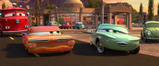 ramone personnage character pixar disney cars 2
