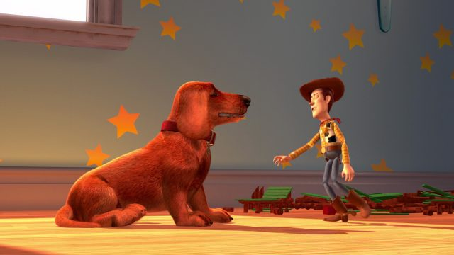 rasemotte buster personnage character disney pixar toy story