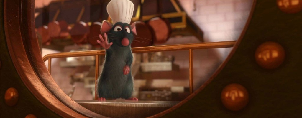 ratatouille pixar disney