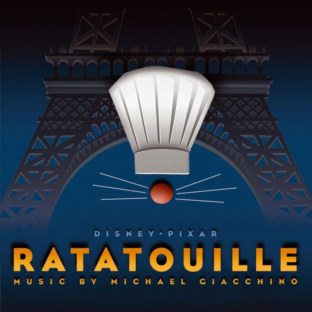 Pixar disney bande originale soundtrack ratatouille