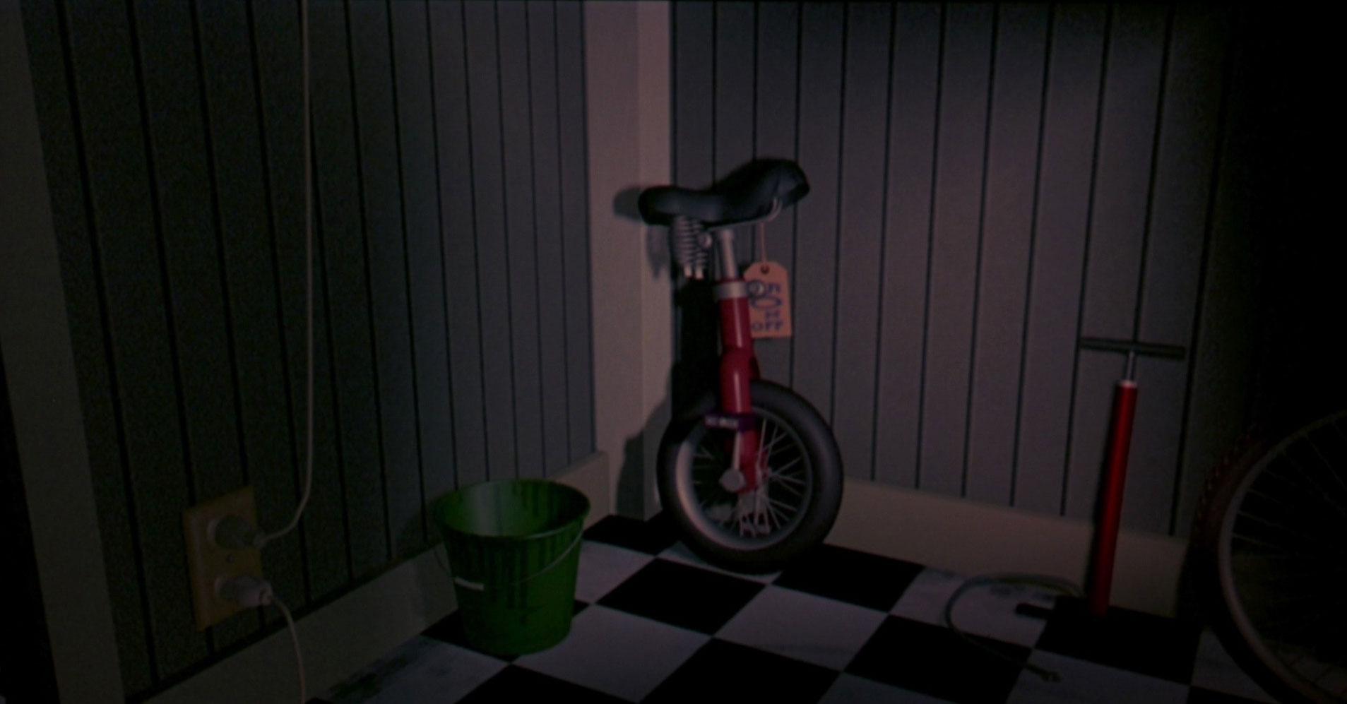 Pixar disney red dream