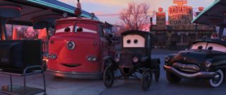 red  personnage character disney pixar cars 3