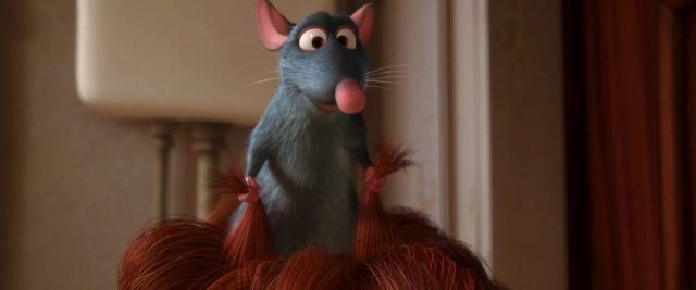 remy personnage character ratatouille disney pixar