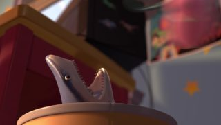 requin shark pixar disney personnage character toy story 2