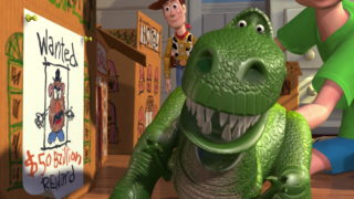 rex pixar disney personnage character toy story