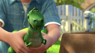 rex pixar disney personnage character toy story 3