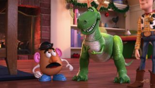 rex personnage character pixar disney toy story hors temps time forgot