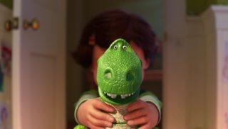 rex personnage character pixar disney toy story toons rex fete roi partysaurus