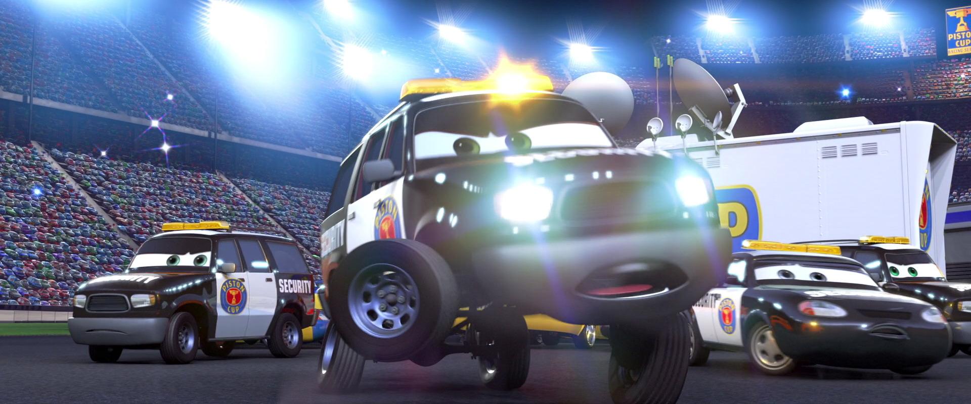 richard clayton kensington personnage character pixar disney cars