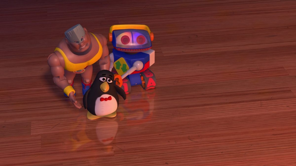 robot personnage character disney pixar toy story