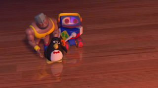 robot pixar disney personnage character toy story 2