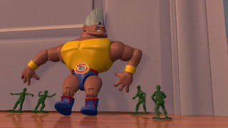rocky gibraltar pixar disney personnage character toy story 2