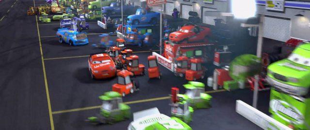 roman dunes personnage character cars disney pixar