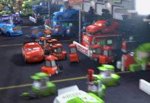 roman dunes personnage character pixar disney cars