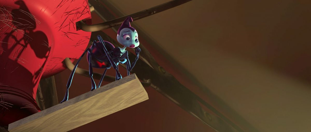 rosie personnage character 1001 pattes bug life disney pixar