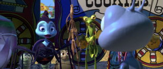 rosie pixar disney personnage character 1001 pattes a bug life