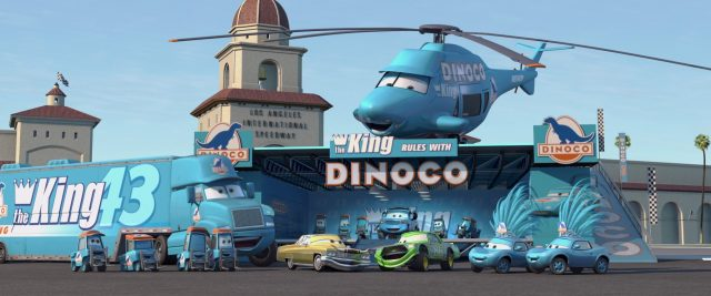 rotor turbosky personnage character cars disney pixar