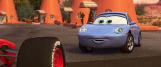 sally carrera personnage character pixar disney cars 2