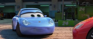 sally personnage character disney pixar cars 3