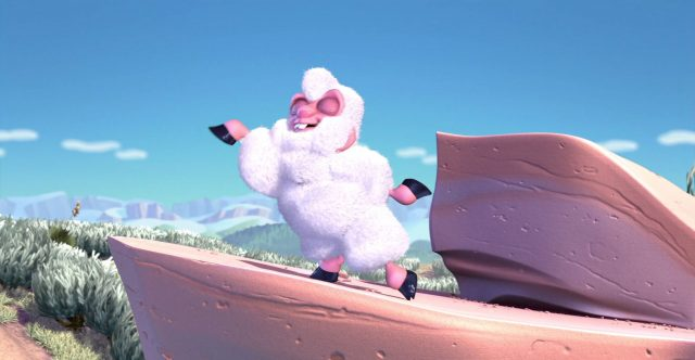 image boundin saute-mouton disney pixar