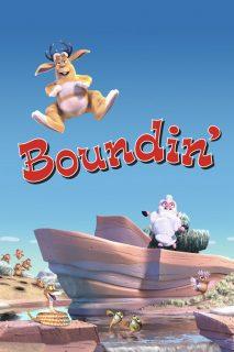 affiche poster boundin saute-mouton disney pixar