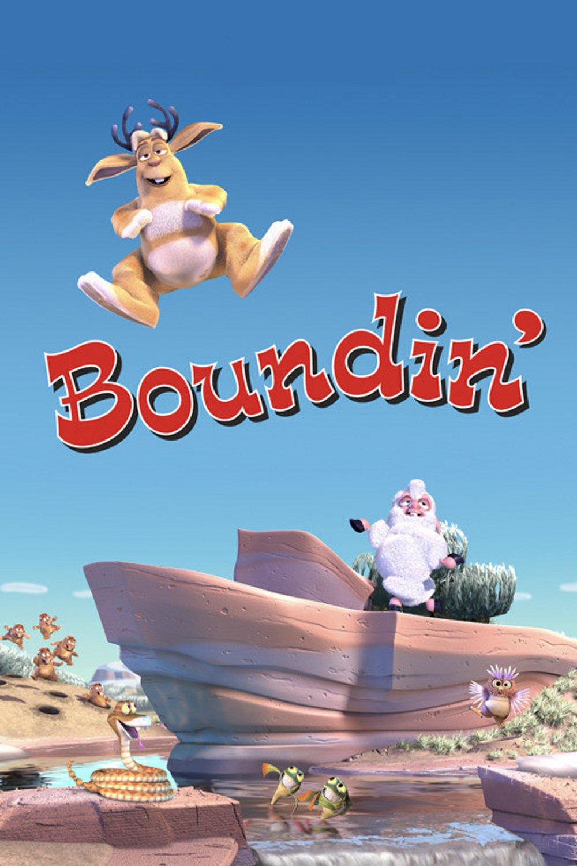 pixar disney affiche poster saute-mouton boundin