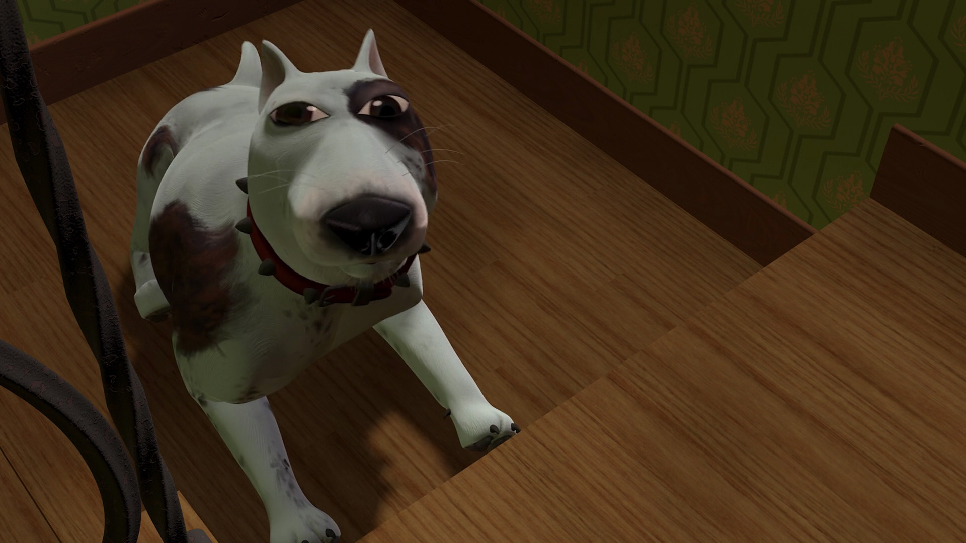 "Scud, character from ""Toy Story"". 