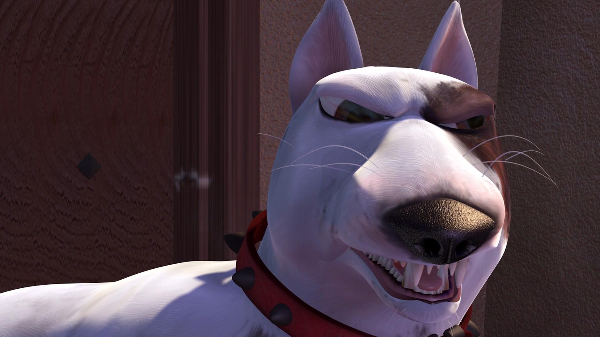 Toy Story Dog Chase