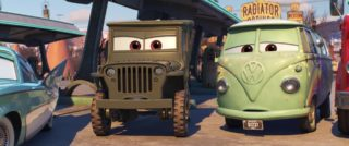 sergent  personnage character disney pixar cars 3