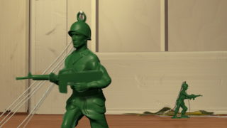 sergent sarge soldat vert green army men toy story disney pixar personnage character