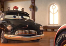 sheriff personnage character pixar disney cars