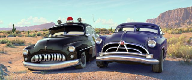sheriff personnage character cars disney pixar