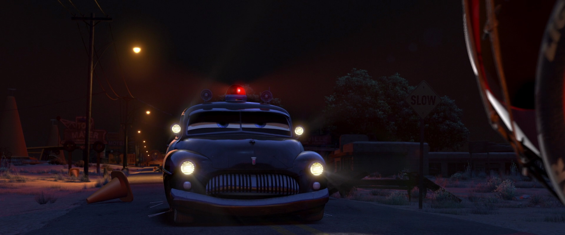 sheriff character from �cars� pixarplanetfr