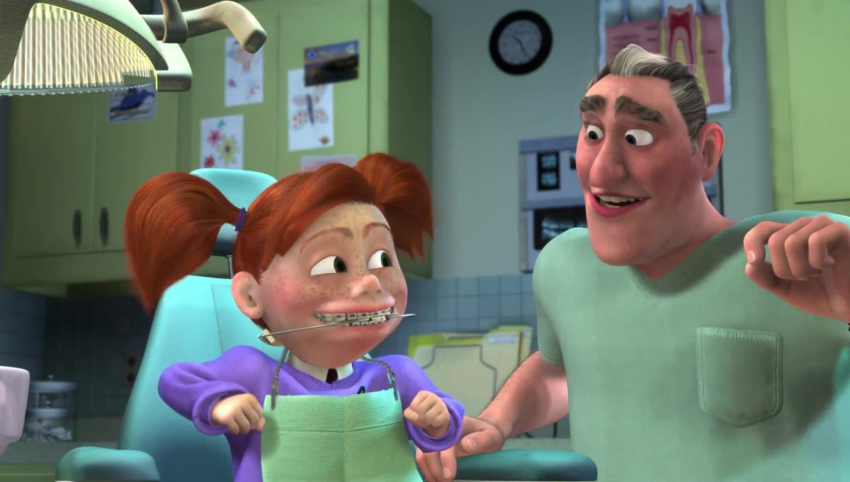 philip sherman personnage character monde nemo finding dory disney pixar