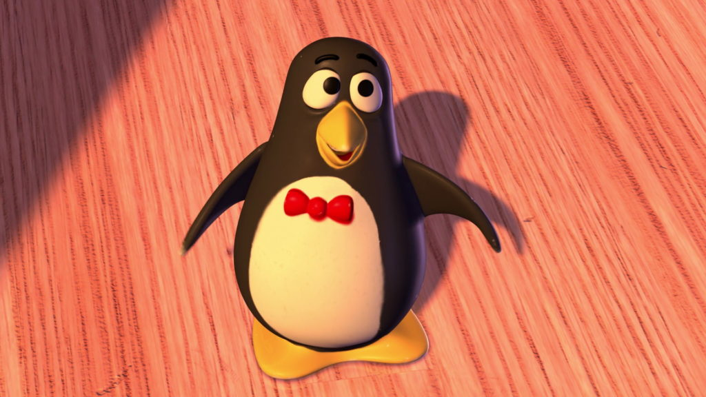 siffli wheezy pixar disney personnage character toy story 2