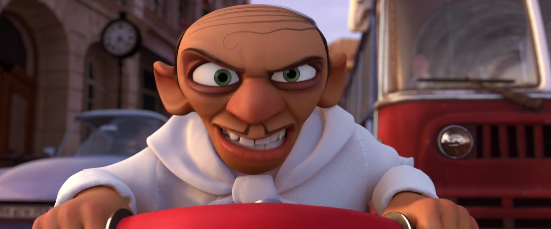 "Skinner, character from ""Ratatouille"". | Pixar-Planet.Fr"