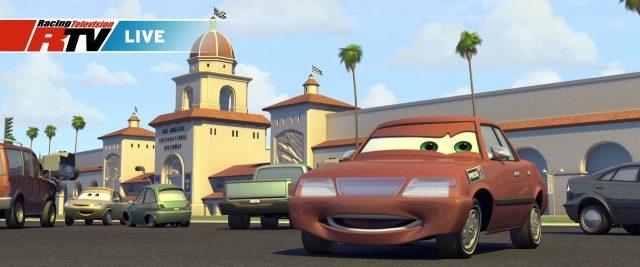 skip ricter personnage character cars disney pixar