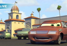 skip ricter personnage character pixar disney cars