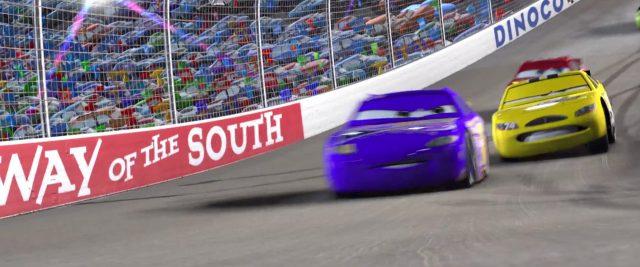slider petrolski personnage character cars disney pixar
