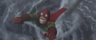 splahsman pixar disney personnage character indestructibles incredibles