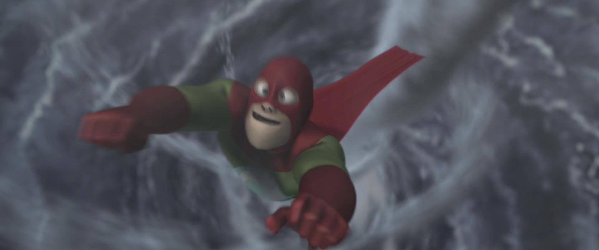 splahsman pixar disney personnage character indestructibles incredibles