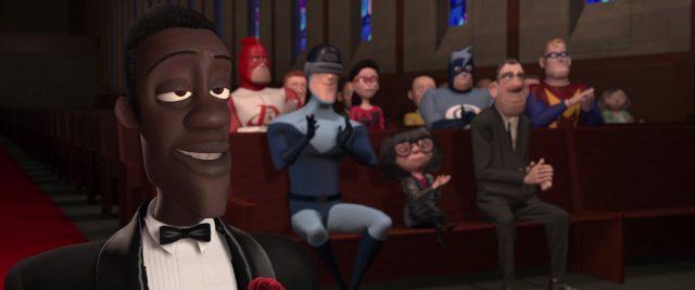 splashman personnage character indestructibles incredibles disney pixar