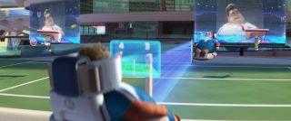 sr-v pixar disney personnage character wall-e