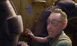 steve personnage character là-haut up disney pixar
