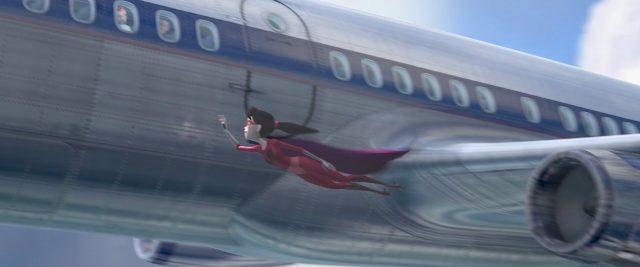 stratogirl personnage character indestructibles incredibles disney pixar