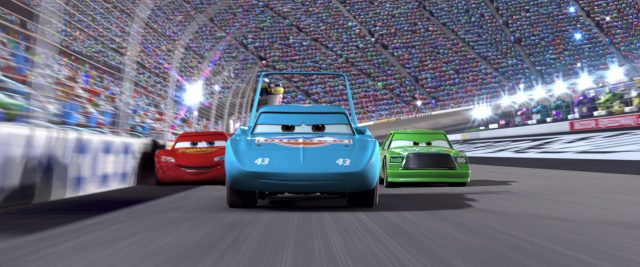 strip king weathers personnage character cars disney pixar